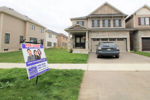 Gorgeous detached home in Caledonia for lease