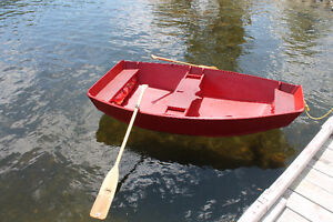 Small rowboat