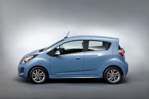 Electric Chevrolet Spark - WOW!