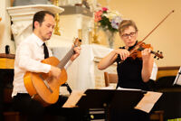 Professional Duo for Weddings and Special Occasions