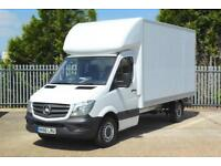 Mercedes Sprinter 314Cdi LWB Luton with Tail Lift