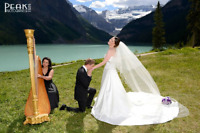 Harpist Music for Weddings & Events