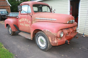 1951 Ford Pick-up. $7500. OBO