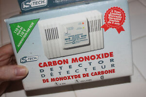 New Carbon Monoxide Detector ( pd $42.99 + tax )