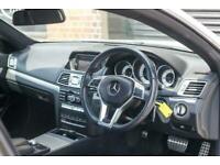 2013 Mercedes-Benz E-CLASS 2.1 E250 CDI AMG SPORT 2d AUTO 204 BHP Coupe Diesel A
