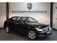 2013 63 MERCEDES-BENZ C CLASS 2.1 C220 CDI BLUEEFFICIENCY EXECUTIVE SE 4DR 168 B