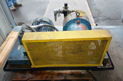 Wanner D40 High Pressure Pump And Motor Inv.30936