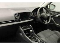 2020 Skoda KAROQ SUV 2.0TDI (150ps) SE L SCR Diesel white Manual