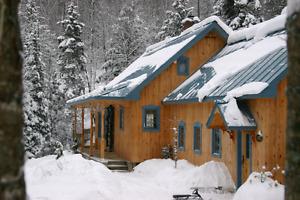 Belle maison au bord de l'eau Rawdon