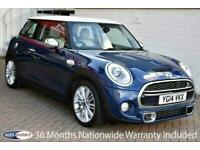 2014 14 MINI HATCH COOPER 2.0 COOPER S 3 DOOR 6-SPEED 190 BHP