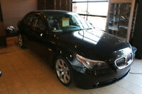 2004 BMW 5-Series 545I EXECUTIVE!6SPEED MANUAL!!HURRY WONT LAST