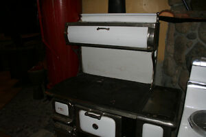 Elmari Wood Cook Stove