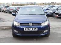 2013 VOLKSWAGEN POLO Volkswagen Polo 1.2 [70] Match Edition 5dr