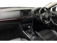 2013 Mazda 6 D SPORT Diesel red Manual