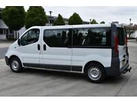 2.0 CDTI 2900 LWB 6D 115 BHP 9 SEATER DIESEL MANUAL MINIBUS 2012