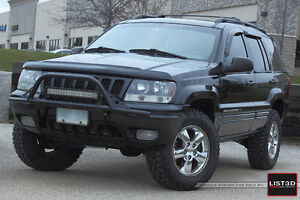 2003 Jeep Grand Cherokee Limited V8