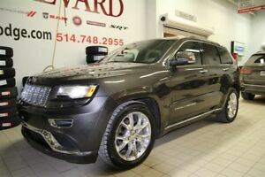 Jeep Grand Cherokee Summit TOIT PANORAMIQUE TECH. PACKAGE 2015