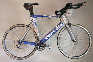 Cervelo P2 with Dura-Ace components