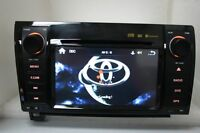 toyota tundra and sequoia indash gps bluetooth dvd player