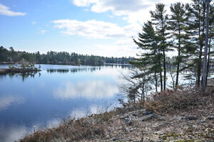 YEAR ROUND ROAD ACCESS VACANT LOT ON SEVERN RIVER, MUSKOKA