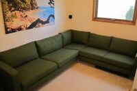 Ikea Karlstad Popular Corner (sectional)  2+3/3+2 Couch