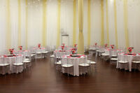 Party Hall that fits upto 100 people