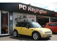 2003 MINI HATCHBACK 1.6 Cooper + AIR CON + HALF LEATHER + FULL SERVICE HISTORY
