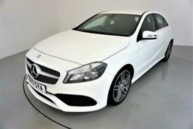 image for 2017 Mercedes-Benz A-CLASS 1.6 A 160 AMG LINE 5d-1 OWNER CAR-HALF LEATHER-BLUETO