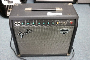 **SMALL BUT MIGHTY** Fender Champion 300 Guitar Amp (#16880)