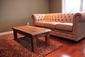 Custom Made Rustic Furniture (Toddler Tables, Benches, Etc) Strathcona County Edmonton Area image 4