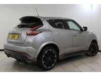 2015 65 NISSAN JUKE 1.6 NISMO RS DIG-T 5DR AUTOMATIC 211 BHP