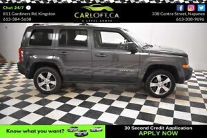 2016 Jeep Patriot HIGH ALTITUDE- LEATHER*SUNROOF*UCONNECT