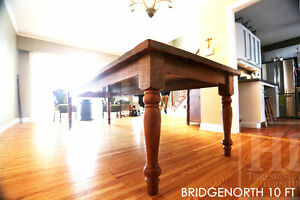 Reclaimed Wood Tables - Locally Created Cambridge Kitchener Area image 10