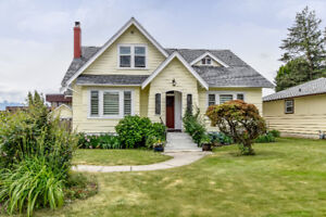 Heritage home for rent Chilliwack