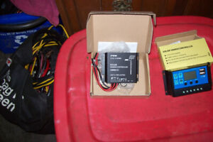 Solar Light and charge controllers