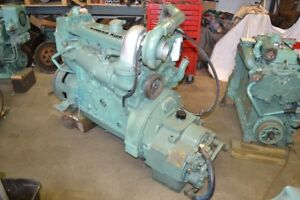 Marine  Diesel Engines & Parts for Detroits