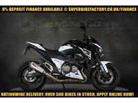 2013 13 KAWASAKI Z800 ADS 800CC 0% DEPOSIT FINANCE AVAILABLE