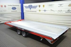 Z-Trailer AT30-22/53SW-X VOLL-ALU EXTRALANG