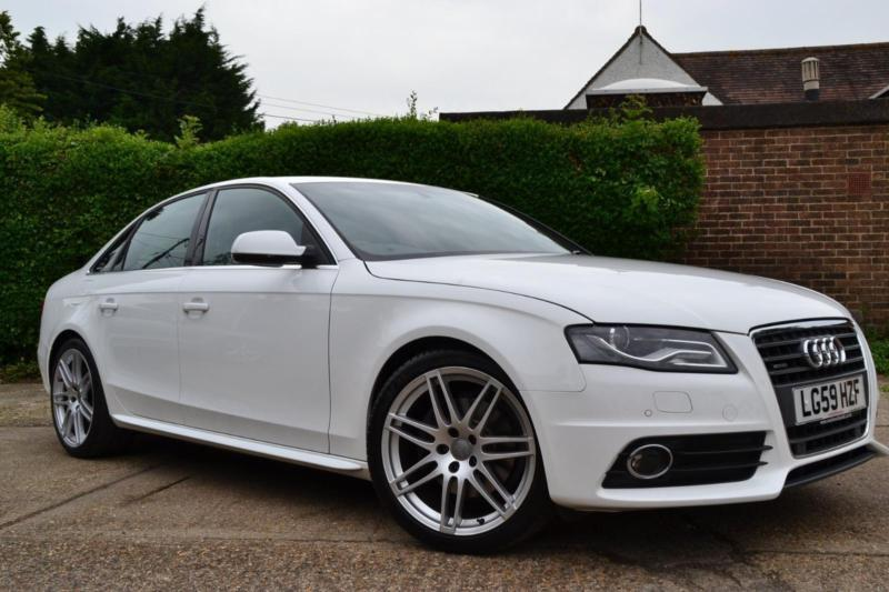 2009 audi a4 2 0 tfsi quattro s line auto saloon petrol in hartley kent gumtree. Black Bedroom Furniture Sets. Home Design Ideas