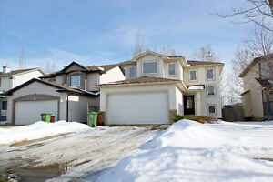 FORMER SHOW HOME IN ST. ALBERT WITH A FINISHED BASEMENT!