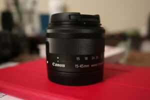 *HOT* Canon EF-M 15-45mm BNIB