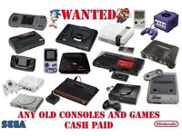 Wanted all gaming items, Lego sets and action figures