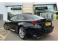 2021 Lexus RC COUPE 300h 2.5 2dr CVT Auto Coupe Petrol/Electric Hybrid Automatic