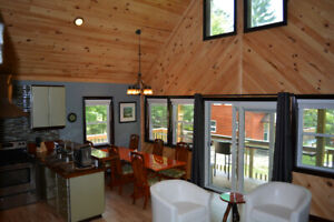Baptiste Lake Cottage Rental