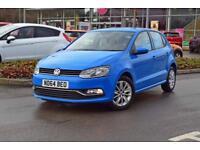 2014 VOLKSWAGEN POLO Volkswagen Polo 1.0 [75] SE 5dr