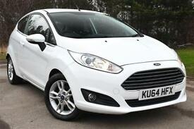 Used Ford Fiesta Zetec, 2014, 1242cc, 3 door