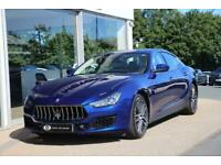 2018 Maserati Ghibli 3.0 V6 GPF ZF (s/s) 4dr Saloon Petrol Automatic