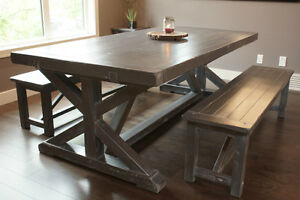 Reclaimed Wood Dining Table starting @ $2195 & More! By LIKEN