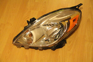 Nissan Versa LEFT Headlight 2012 2013 2014 OEM SEDAN