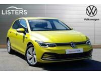 2021 Volkswagen GOLF HATCHBACK 1.5 eTSI 150 Style 5dr DSG Auto Hatchback Petrol